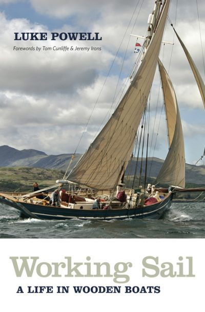 Working Sail Luke Powell The Dovecote Press