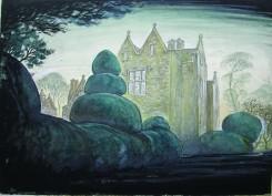 Kelsmscott Manor by Edward Godwin
