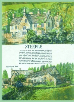 Steeple, by Rena Gardiner