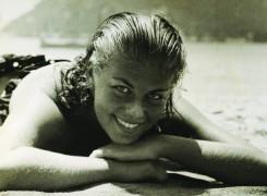 Josephine in Italy in the 1950s